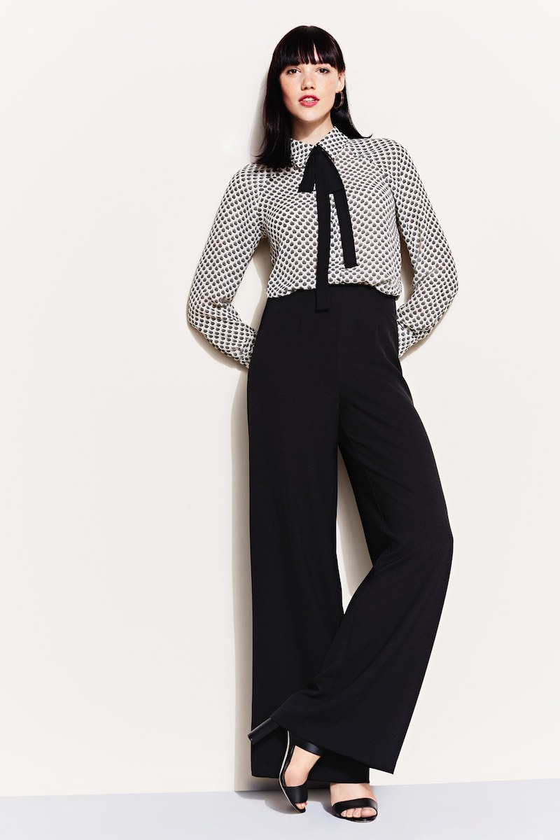 Wayf Wide Leg Trousers