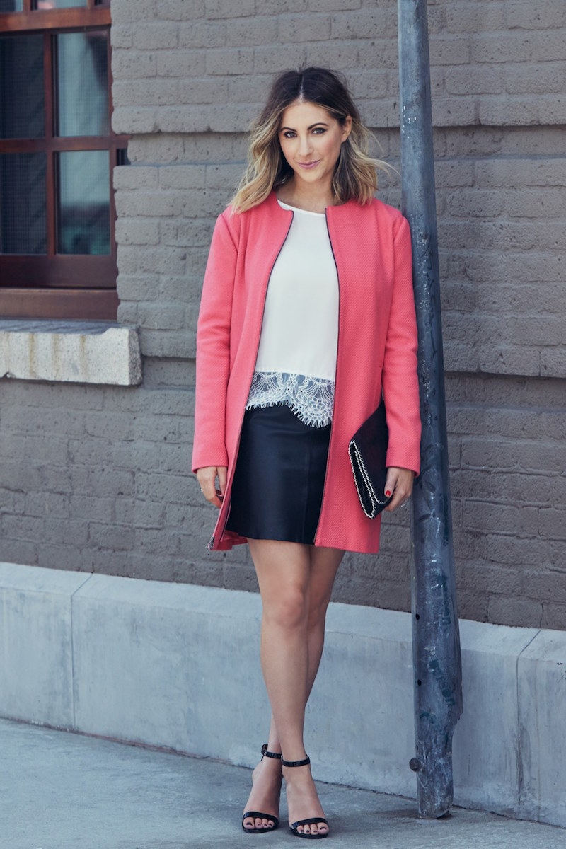 cupcakes and cashmere Windsor Car Coat
