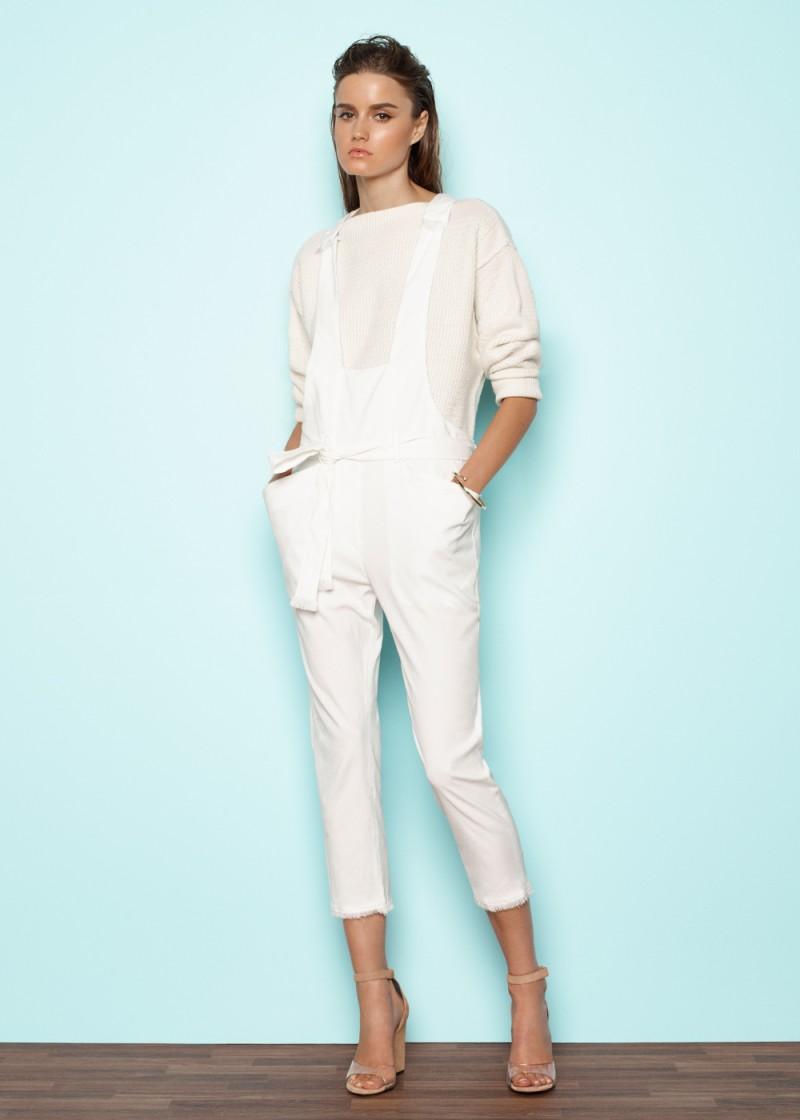 Isabel Marant Iana Chic Linen Jumpsuit