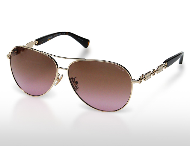 $175 & Under Sunglasses feat. Coach & Guess at MYHABIT