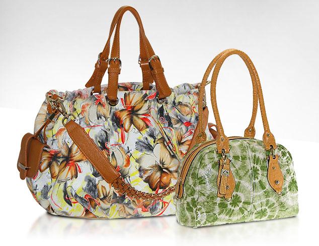 $200 & Under Leather Handbags at MYHABIT