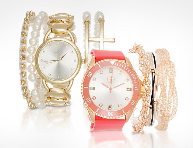 90 Off Arm Candy Watches at MYHABIT