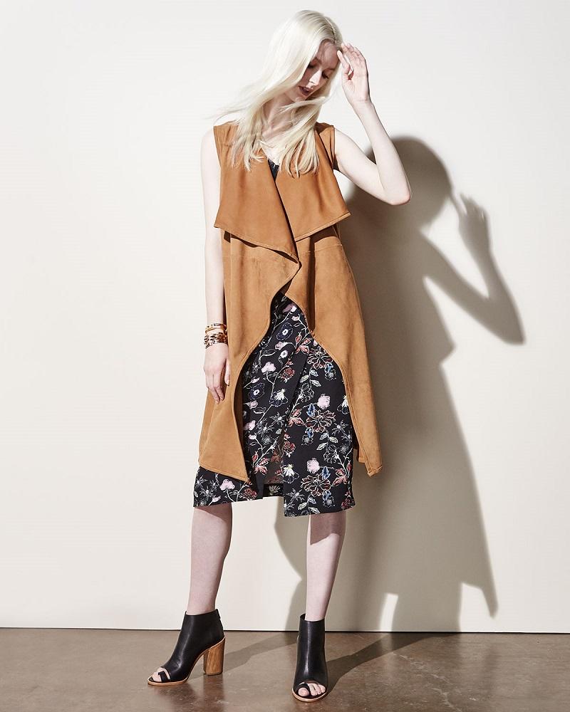A.L.C. Daniels Floral-Print Silk Skirt