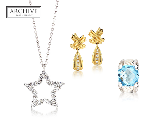 ARCHIVE Jewlery feat. David Yurman at MYHABIT