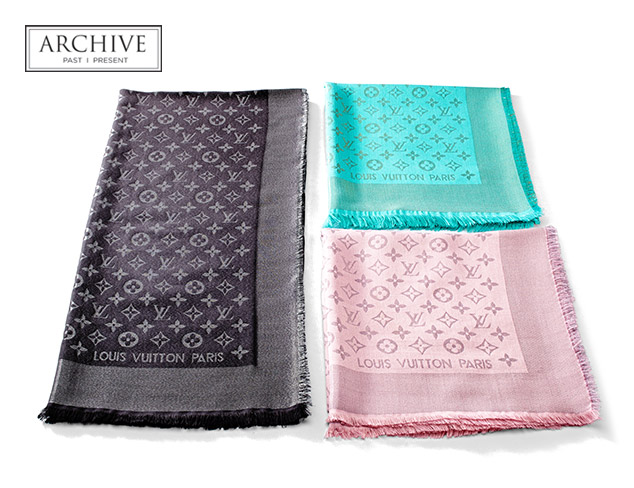 ARCHIVE Louis Vuitton Scarves at MYHABIT