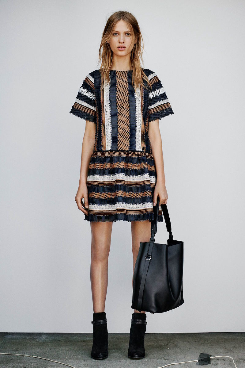 AllSaints Arwen Dress