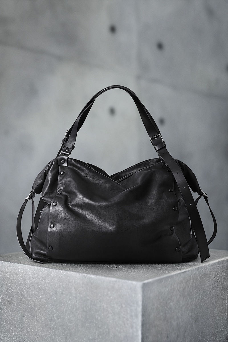 AllSaints Darling Bowling Bag