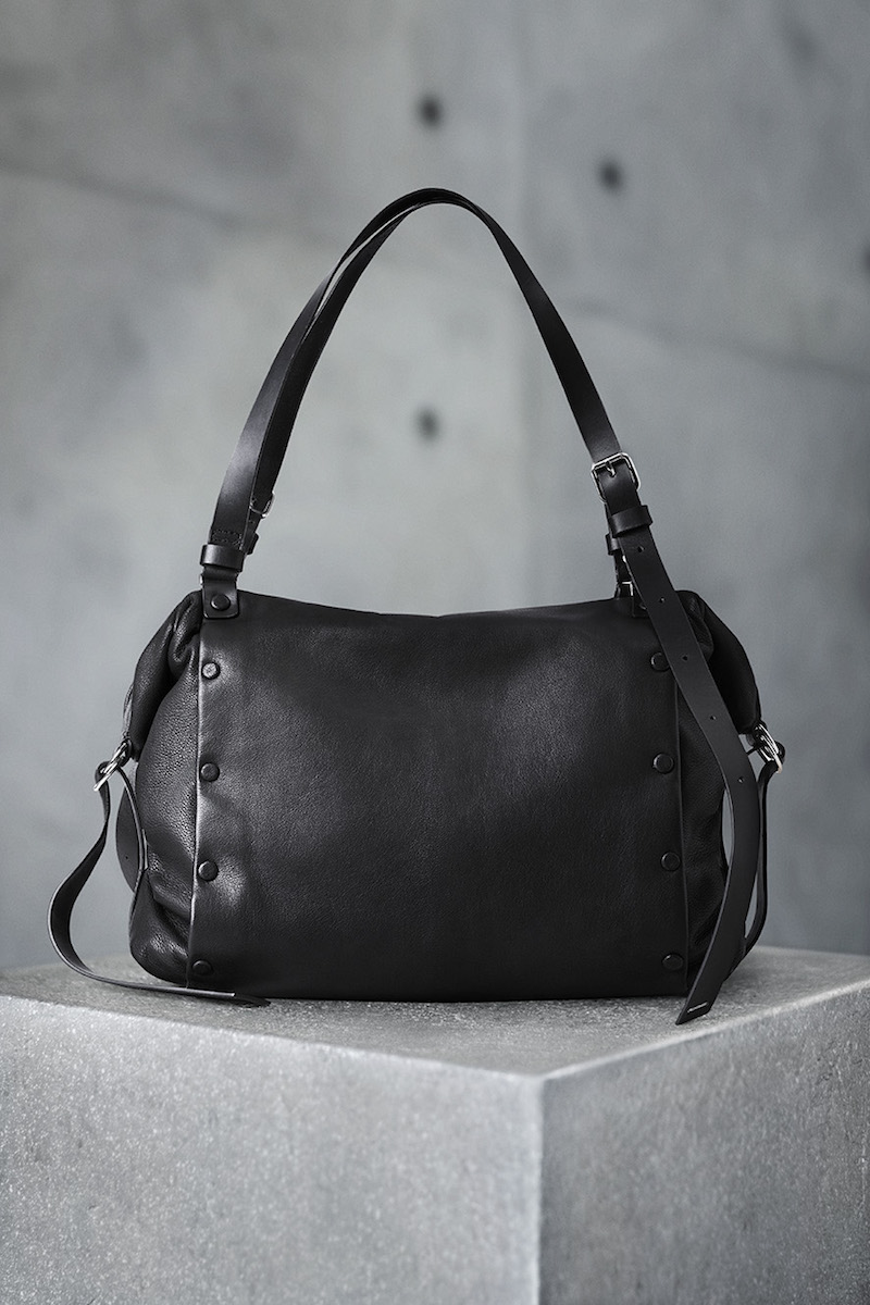 AllSaints Darling Small Bowling Bag