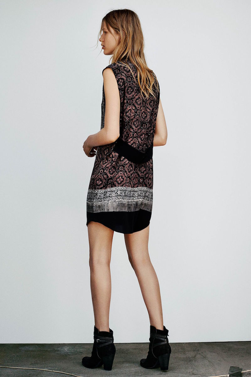 AllSaints Luna Soma Dress