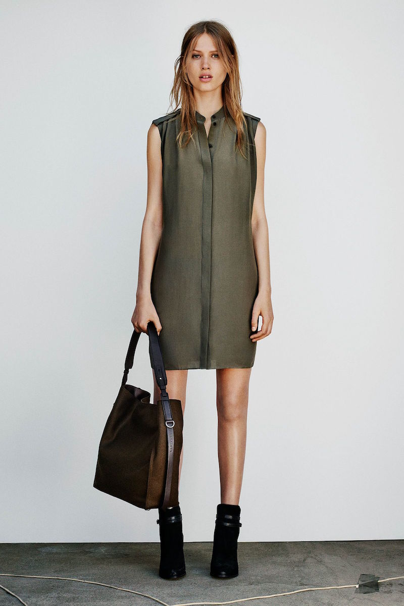 AllSaints Neina Vik Dress