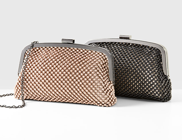 An Evening Out Clutches, Mini Bags & More at MYHABIT
