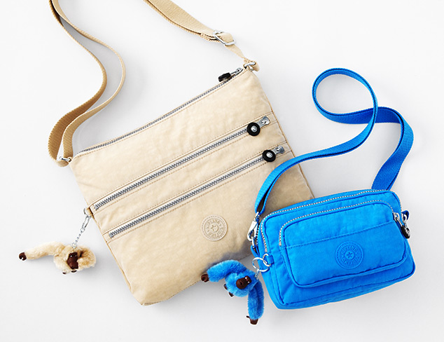 Bags & Backpacks feat. Kipling at MYHABIT