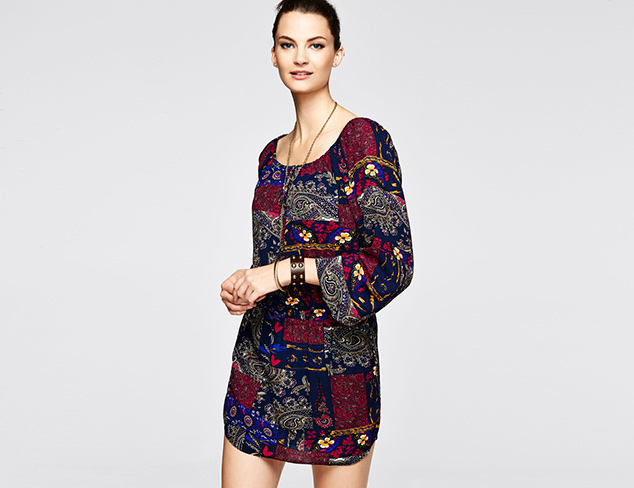 Beautifully Boho Dresses at MYHABIT