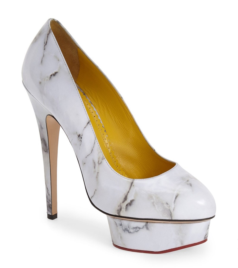 Charlotte Olympia Dolly Platform Pump