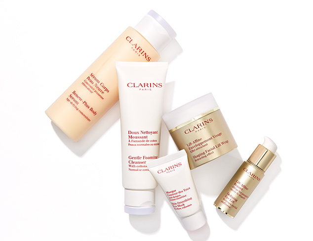Clarins at MYHABIT
