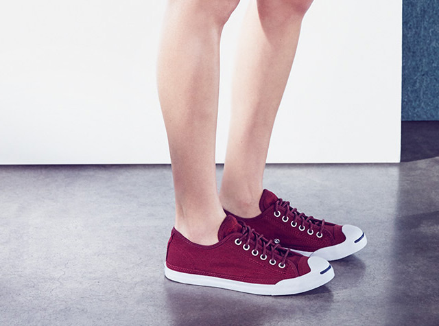 Converse Jack Purcell Low Top Slip On Sneaker