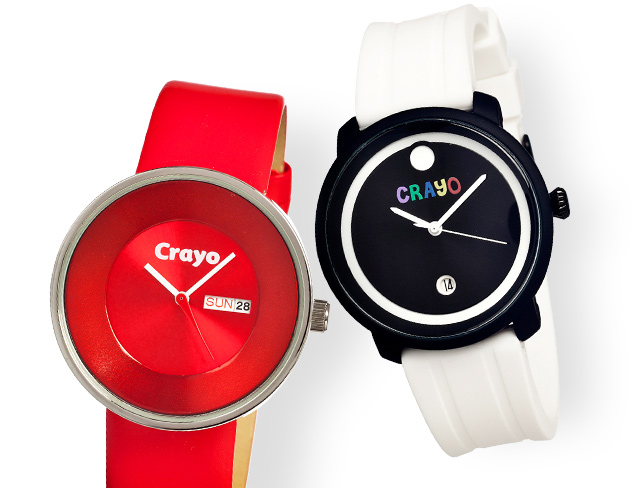Crayo Watches at MYHABIT