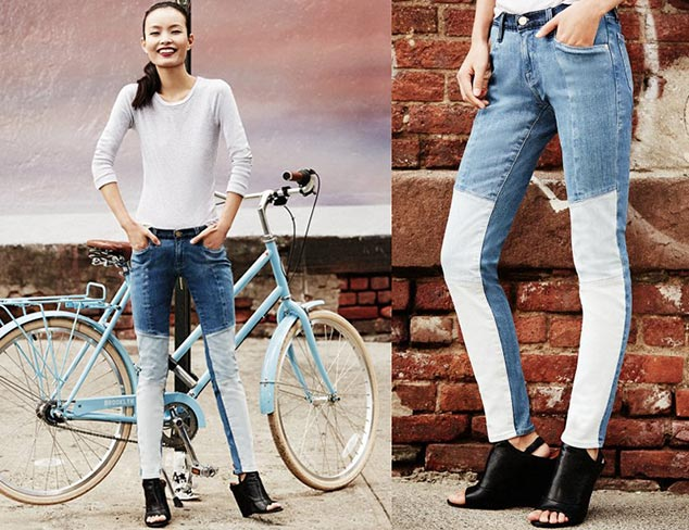 Denim Brands to Know Frame, Courtshop & More at MYHABIT