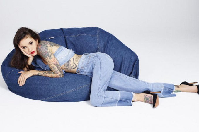 Denim Domination at Nasty Gal