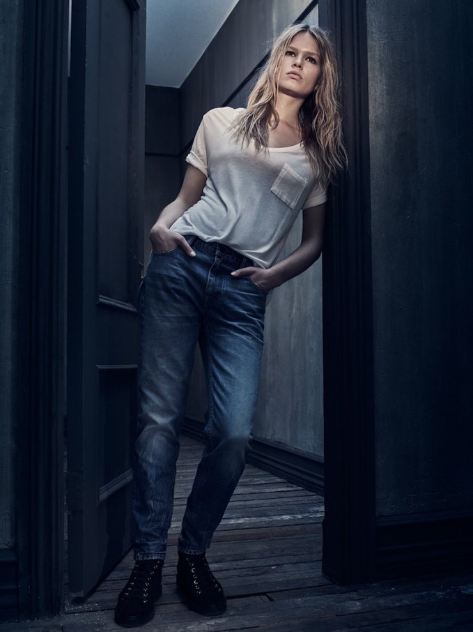 Denim x Alexander Wang Jeans Collection