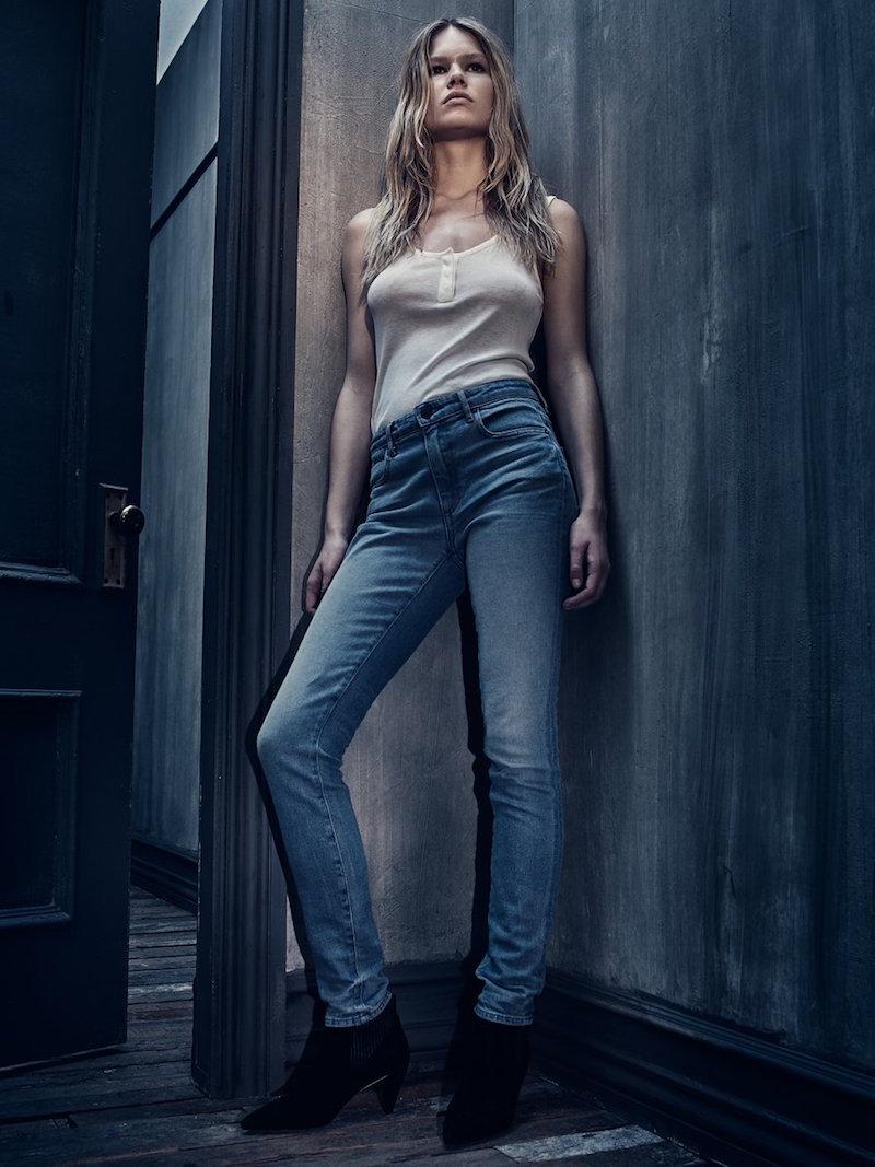 Denim x Alexander Wang Jeans Collection_1