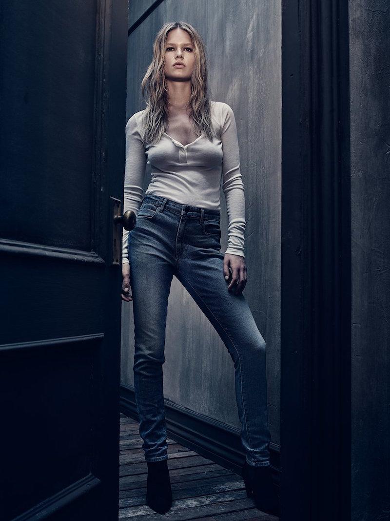 Denim x Alexander Wang Jeans Collection_2