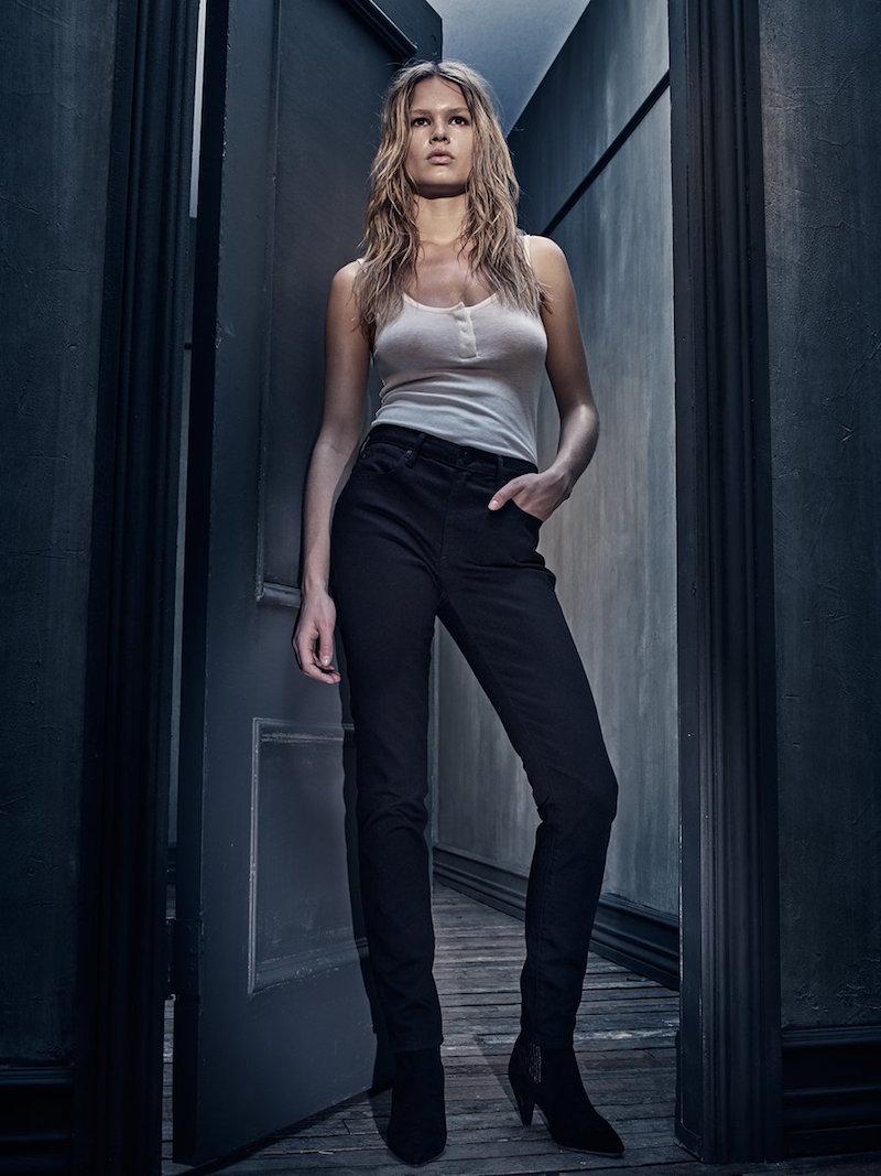 Denim x Alexander Wang Jeans Collection_3