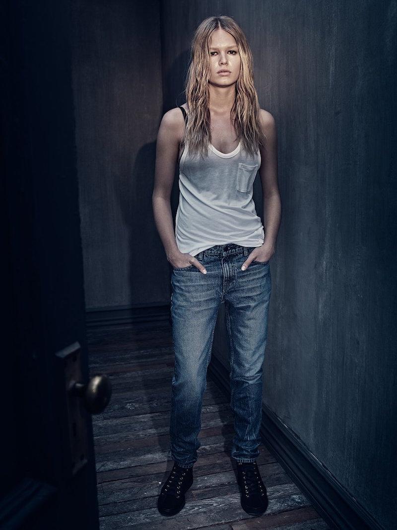 Denim x Alexander Wang Jeans Collection_4