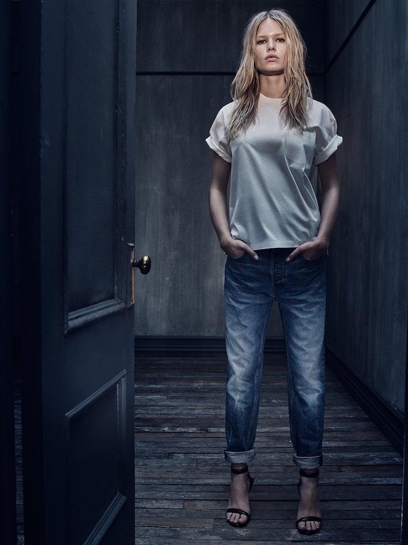 Denim x Alexander Wang Jeans Collection_6