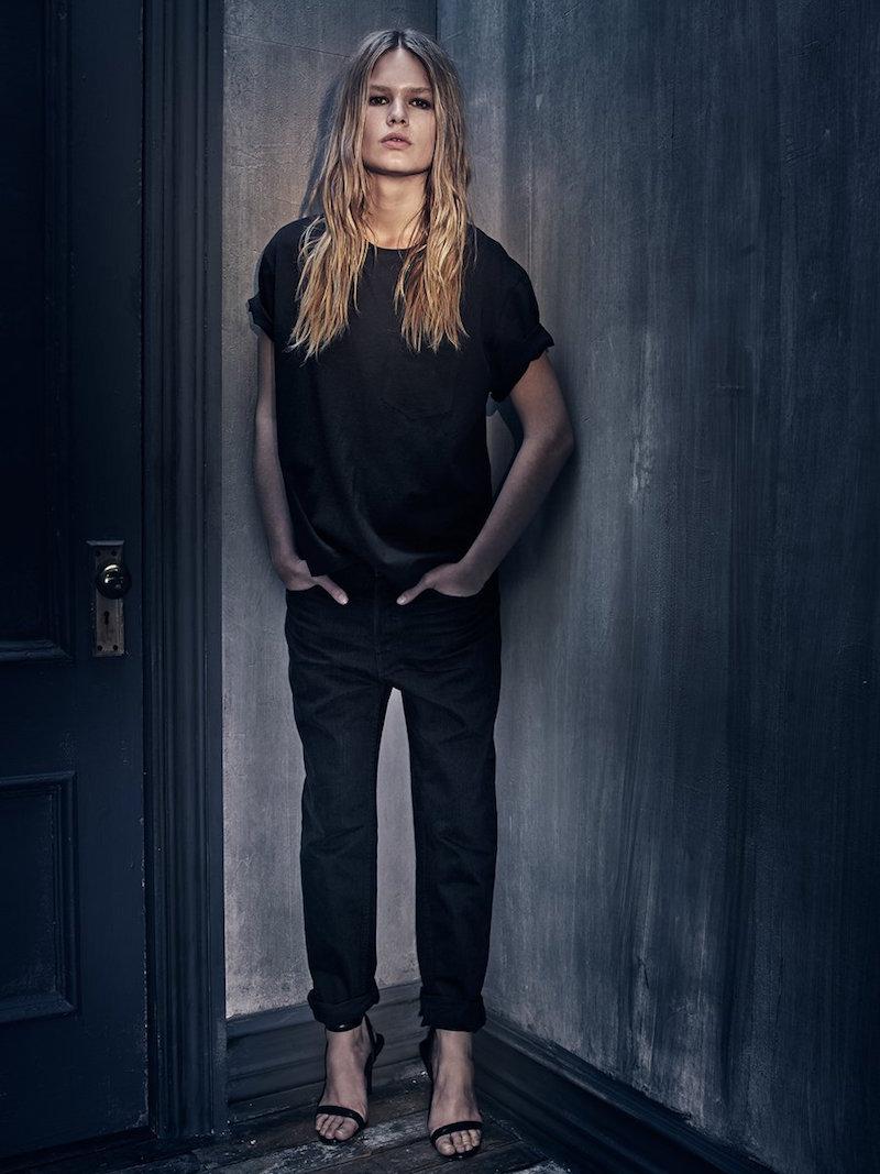 Denim x Alexander Wang Jeans Collection_8