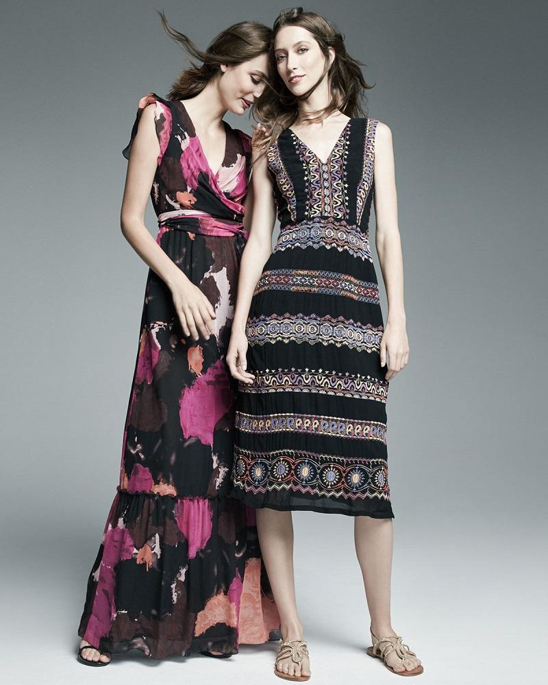 Diane von Furstenberg New Julian Two Maxi Wrap Dress