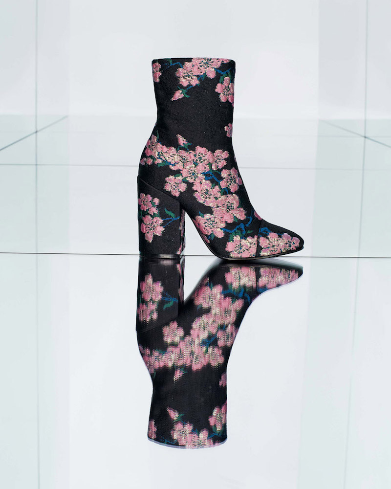 Dries Van Noten Brocade Boot