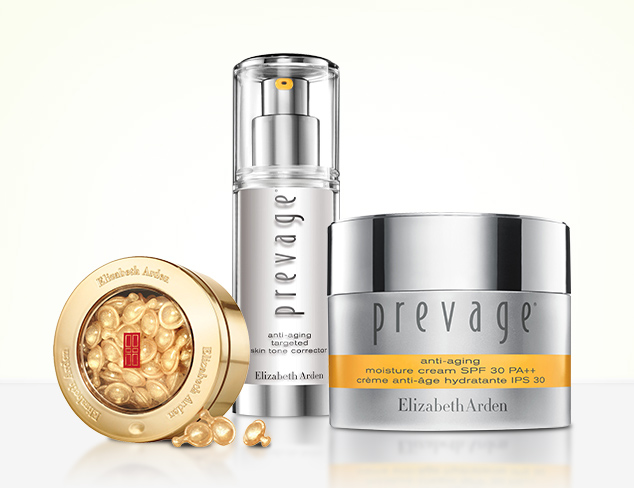 Elizabeth Arden, Shiseido & More at MYHABIT