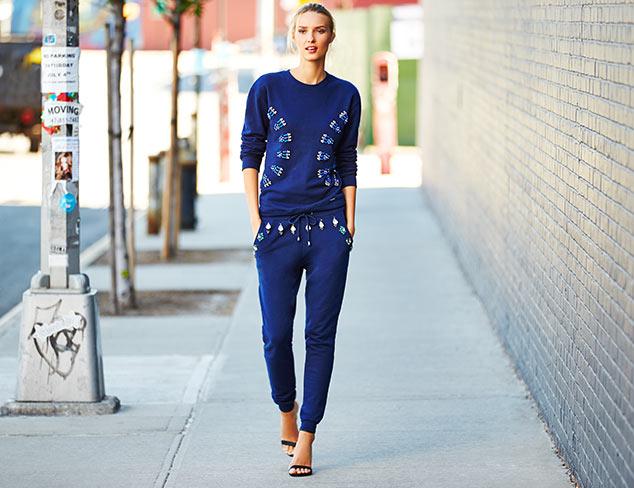 Embellished Loungewear by Hemant & Nandita at MYHABIT