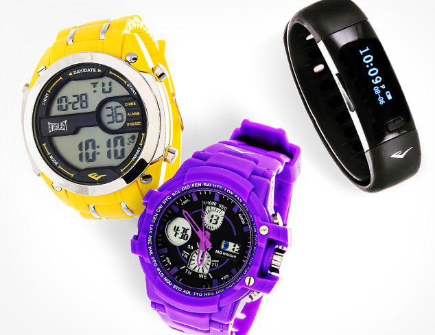 Everlast Watches for Him & Her at MYHABIT
