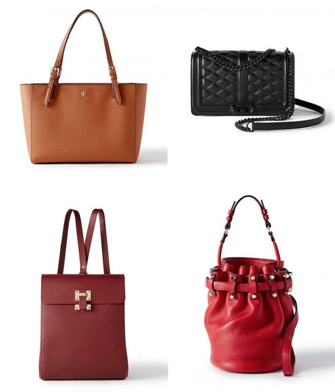 Fall 2015 Bag Trends