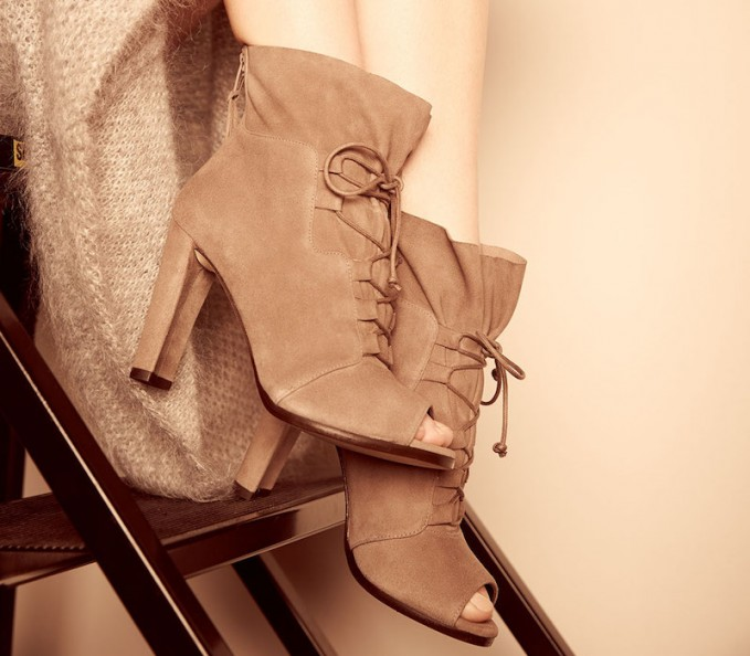Fall 2015 Boot Forecast: The Chunky Heel