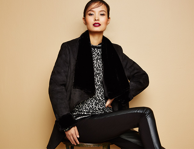 Fall Ready Velvet & More at MYHABIT