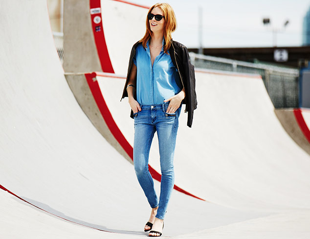 Fall Style Update: Denim Chic at MYHABIT