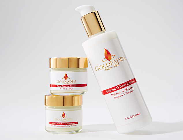 Fountain of Youth Anti-Aging Skincare at MYHABIT