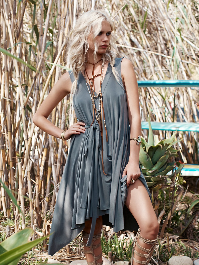 Free People Simply Silence Dress