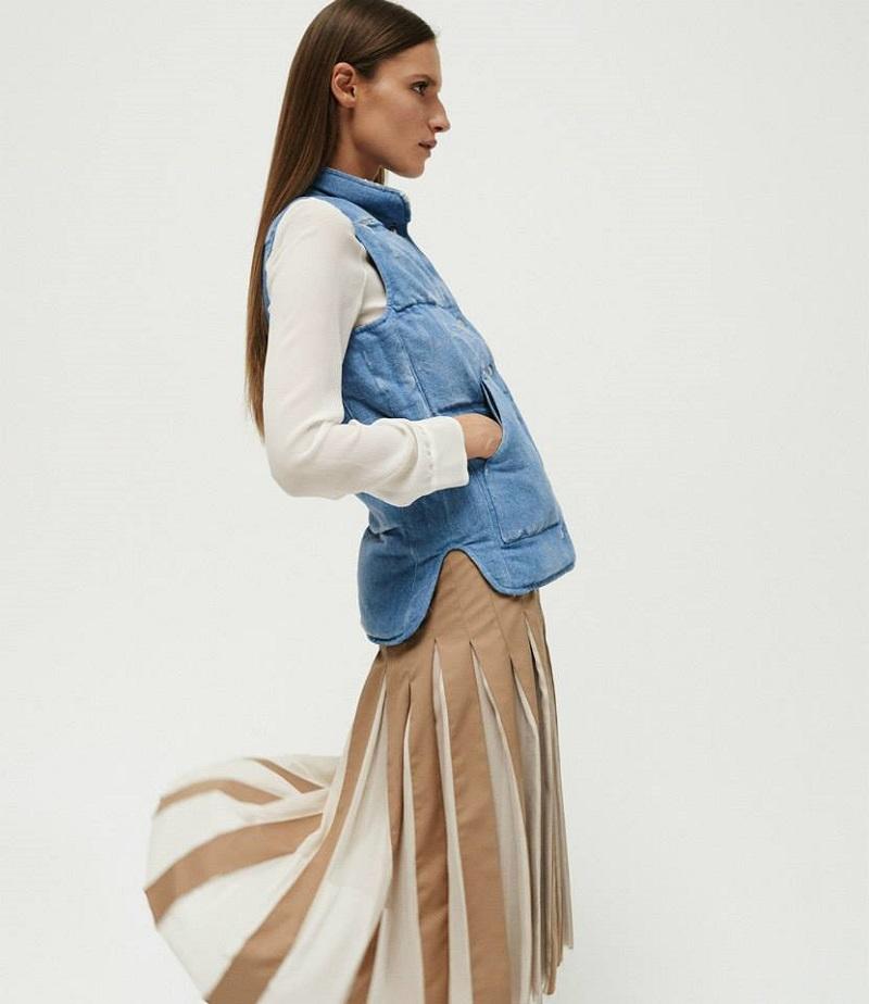 Gabriela Hearst Puffer Vest