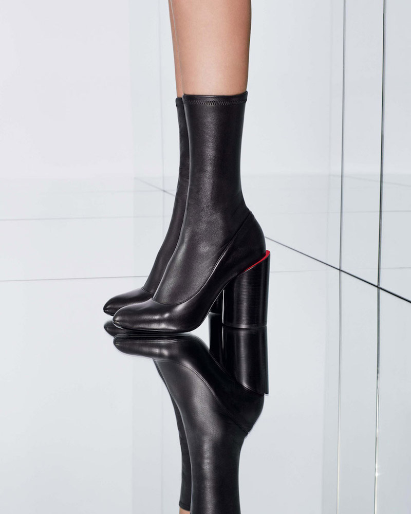 Givenchy Runway Show Bootie