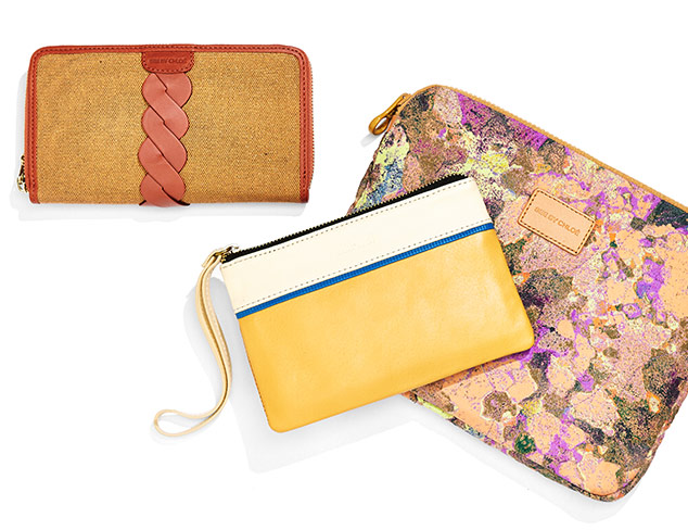 Grab & Go Wallets & Clutches at MYHABIT