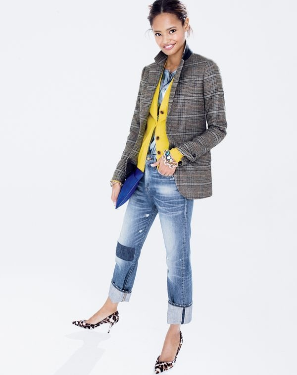 J.Crew Collection Ludlow blazer