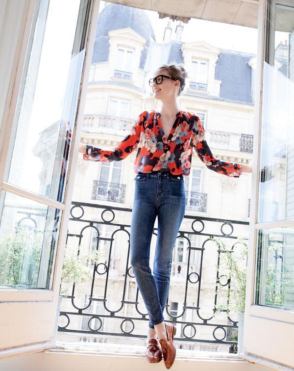Paris Favor J Crew September 2015 Style Guide Nawo