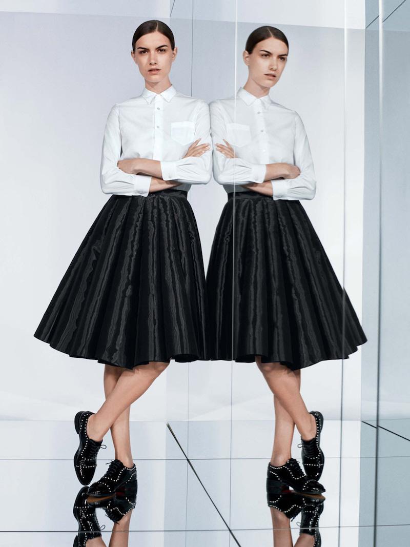 Junya Watanabe Comme des Garçons Dimensional-Pleated Skirt