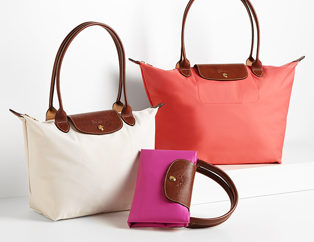 Longchamp Bags at MYHABIT