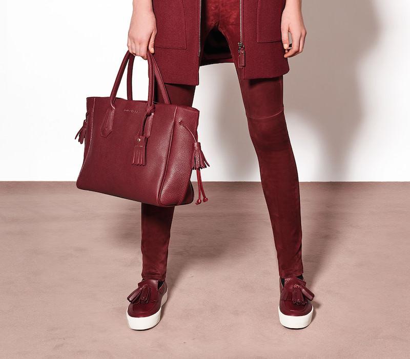 Longchamp Medium Penelope Tote