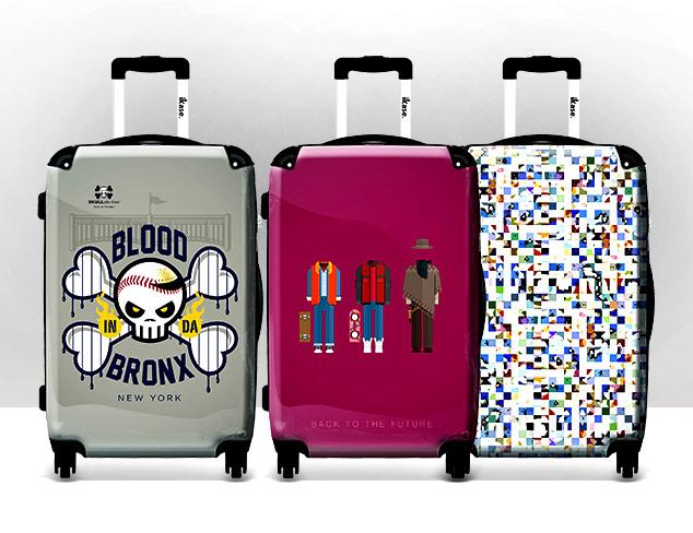 Luggage with Personality iKase at MYHABIT